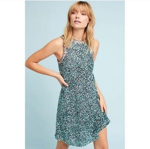 Anthropologie Varun Bahl Astronomy Swing Dress
